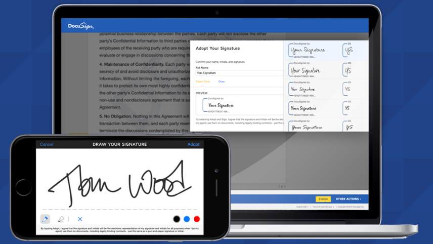 11 Real Estate Tech Tools that Will Simplify Your Life docusign