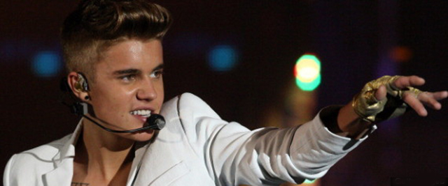 Justin Bieber Performs In Berlin