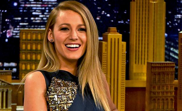 Blake Lively Spills Her Secret To Success