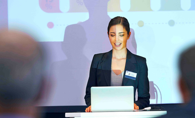 Top 8 Secrets To A Great Business Presentation