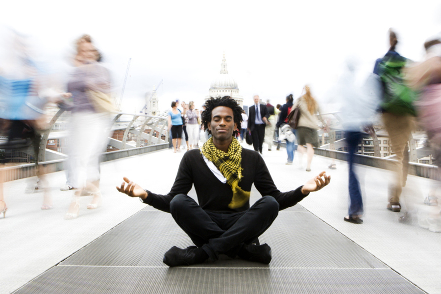 Meditation: The Secret to Amazing Ideas