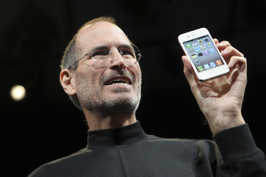 Steve Jobs' Advice On Building Your Brand
