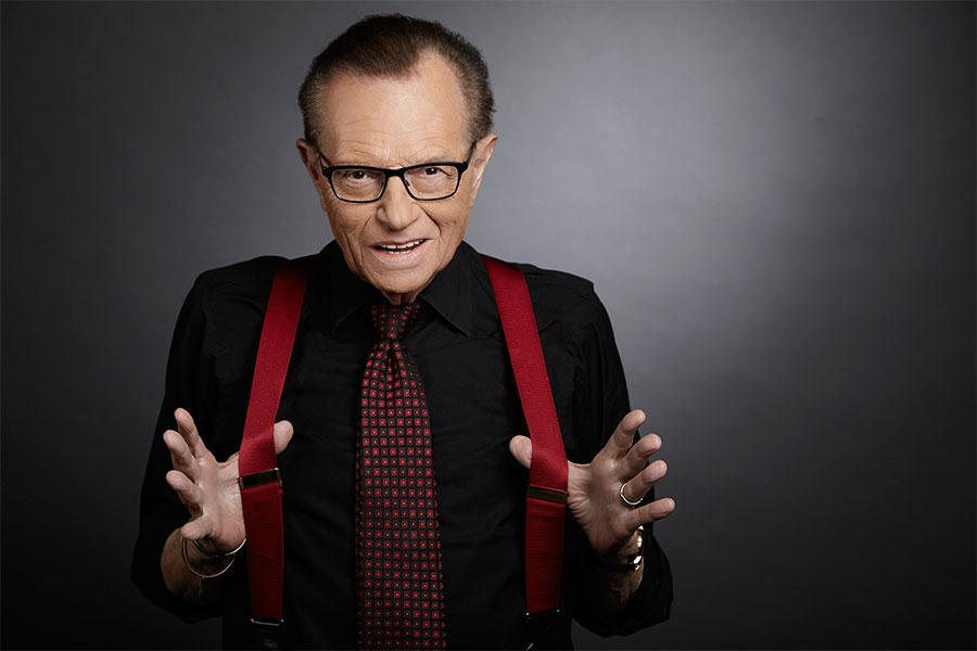 Larry King's Advice On How To Become An Industry Leader