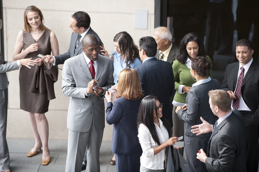 8 Tips From A Networking Master