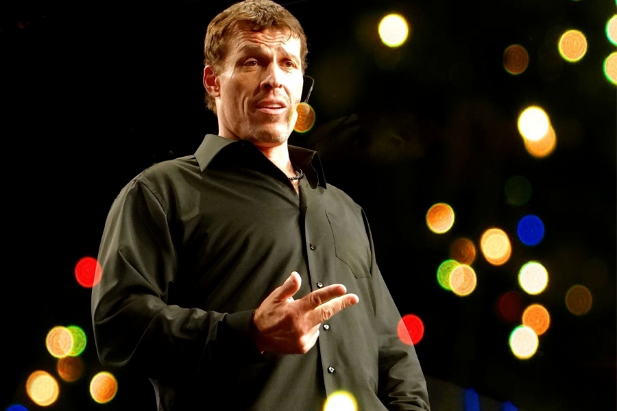 The Blueprint of Leadership with Tony Robbins