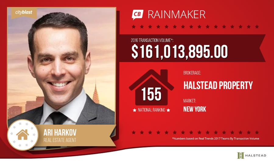 Real Estate Rainmakers Vol. 6 – Ari Harkov