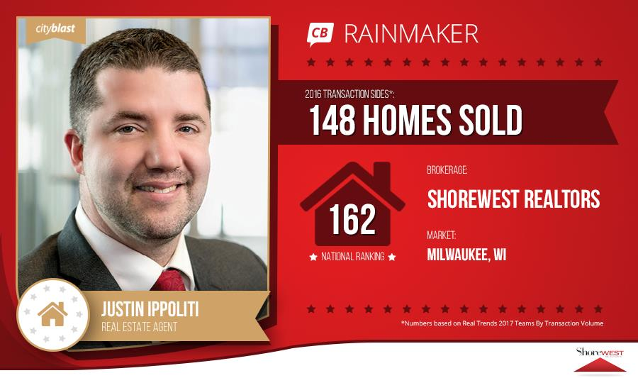 Real Estate Rainmakers Vol. 8 - Justin Ippoliti